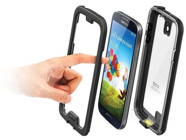 LifeProof Galaxy S4 Nuud Case Black